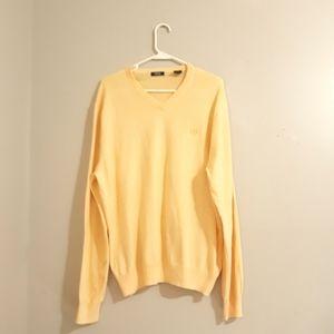 Excellent Izod Vneck Sweater for Men Size Large